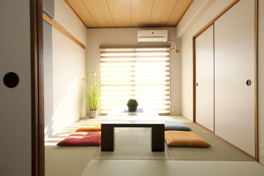 マンション和室リノベーション